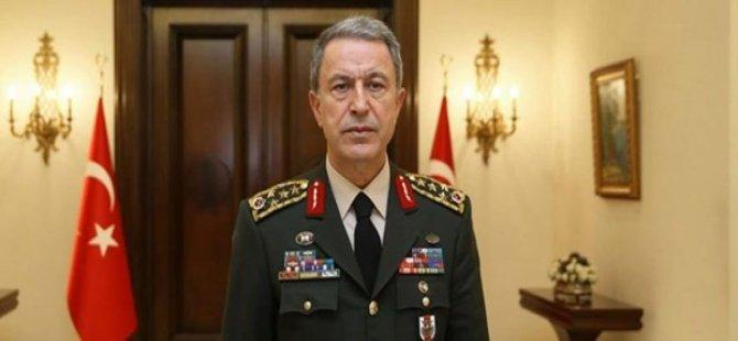 Bakan Akar: En Kısa Sürede Mehmetçik, Azerbaycan'daki Görevlerinin Başına Gidecek