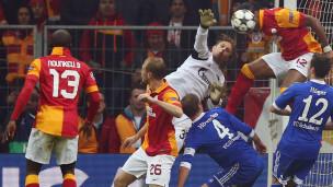 'Drogba ve Sneijder etkisiz kaldı'