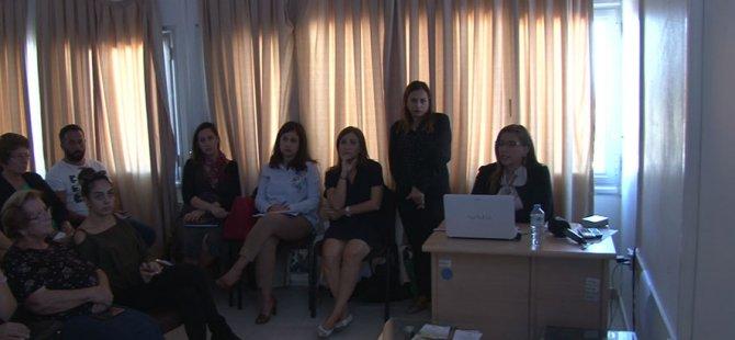 KKTC 2018 Yılı Mali Destek Programları tanıtılmaya devam ediyor