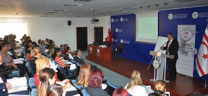 DPÖ, 2018 hanehalkı işgcü anketi hakkında basın toplantısı düzenledi anketörlere eğitim verdi