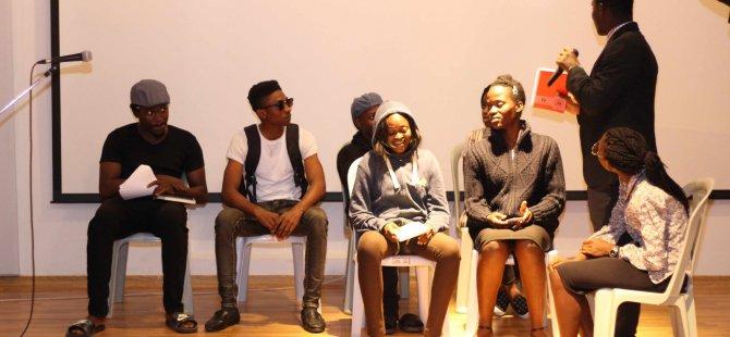 LAÜ'de Tiyatro Gecesi düzenlendi