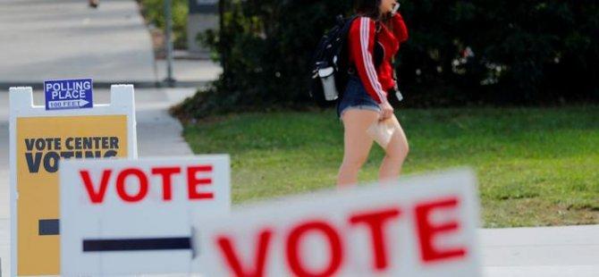 ABD ara seçimleri: Temsilciler Meclisi'nde çoğunluk Demokratlara geçti