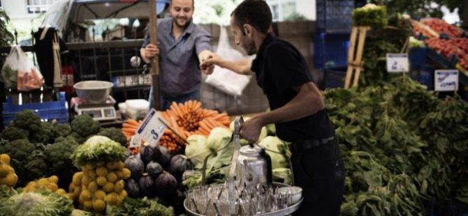 Türkye'de Enflasyon Ekim'de yüzde 25,24 ile 15 yılın yeni zirvesine yükseldi