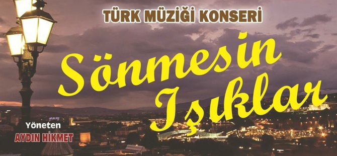 Lefkoşa Müzik Derneği türk müziği korosu Kızılay Haftası'nda konser veriyor