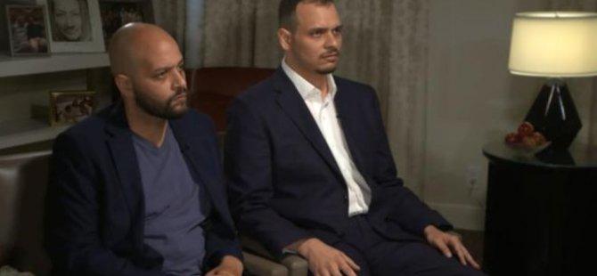 Cemal Kaşıkçı'nın oğullarından Suudi Arabistan'a çağrı: Babamızın cesedini verin