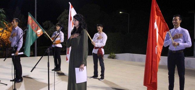 LAÜ'de Türkmenistan Bağımsızlık Günü kutlandı