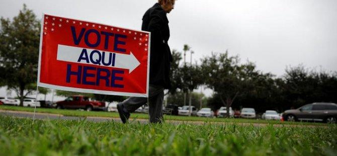 ABD'de halk kritik ara seçimler için sandık başında