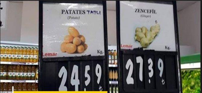 Lemar'dan 'Patates' Açıklaması