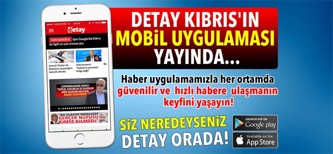 Lider Haber Portalı Detay Kıbrıs Gazetesi App Store ve Andorid'te
