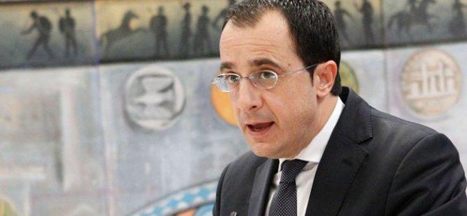 """Hristodulidis: """"Üçlü iş birliği mekanizmaları terörle mücadeleye katkı koyabilir"""""""