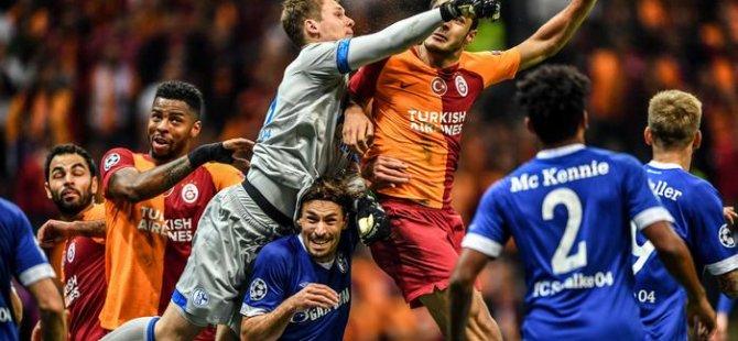 Futbolseverlerin gözü Schalke-Galatasaray maçında