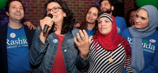 ABD'nin ilk Müslüman kadın Kongre üyeleri Rashida Tlaib ve Ilhan Omar kimdir?