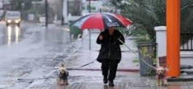 Hafta başına kadar yer yer yağmur bekleniyor