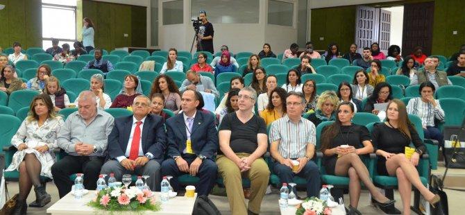 DAÜ uluslararası barış konferansı başladı