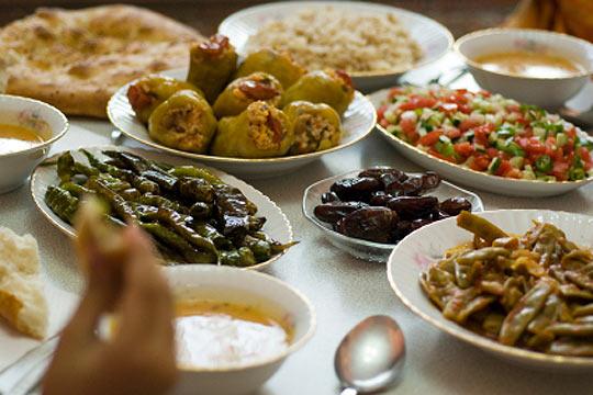 Ramazan'da Yediklerinize Dikkat Edin