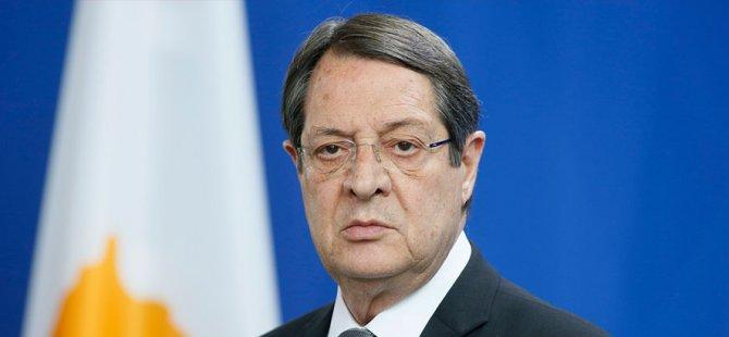 """Anastasiadis: """"Kıbrıs sorunu Avrupa Birliği için açık bir yara"""""""