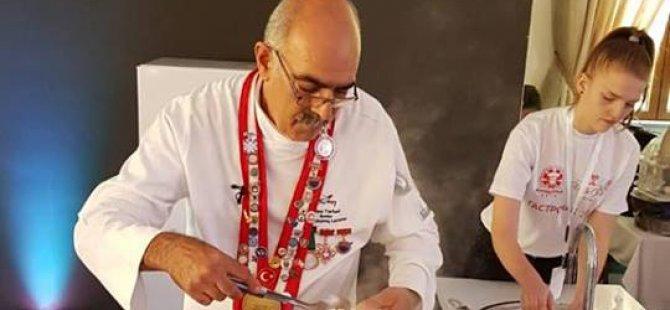 Türksel: Yemeklerimiz çok beğenildi, yoğun ilgi gördü