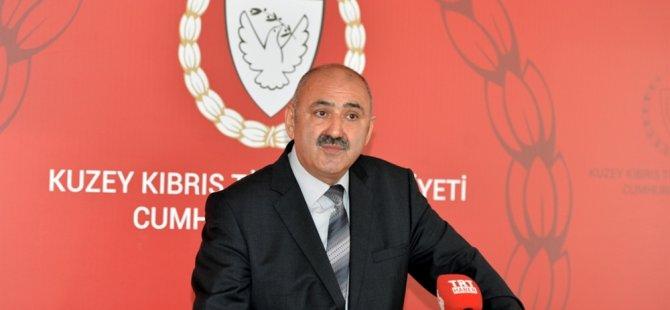 Cumhurbaşkanlığı sözcüsü Burcu: Kıbrıs sorunu bir azınlık sorunu değildir