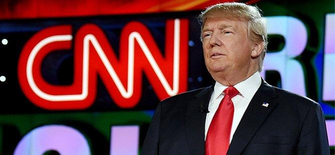 CNN, Trump'ı dava etti!