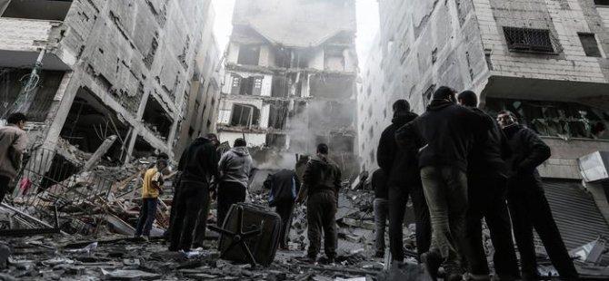 Gazze'de gözler ateşkeste
