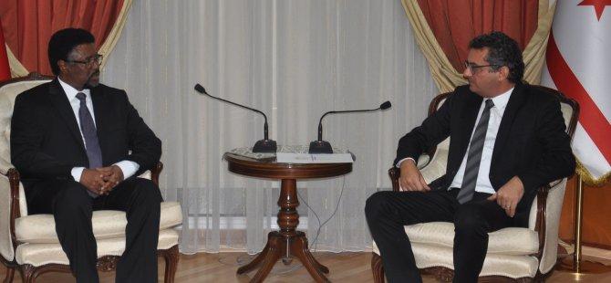 """Erhürman: """"KKTC'nin kurumlarının ve ekonomisinin güçlenmesi Kıbrıslı Türklerin kendi kendini yönetmesi açısından çok önemli"""""""