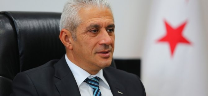 UBP'nin Yeni Genel Sekreteri Hasan Taçoy oldu