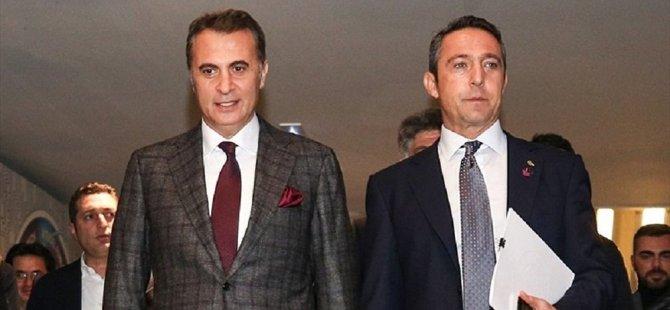 Ali Koç, Fikret Orman'ı düzeltti: Başkan 'bayan' demiyoruz artık, 'kadın' diyoruz