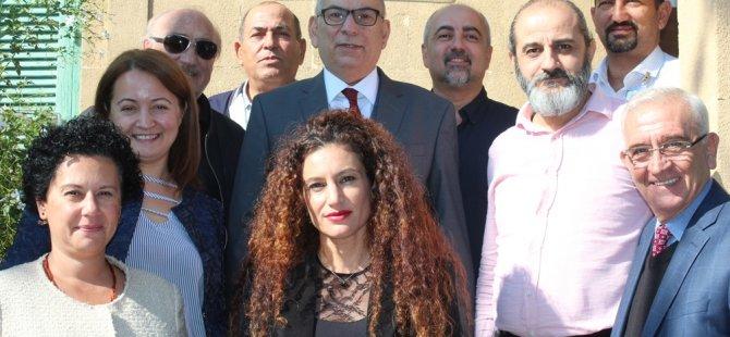 YYK'da iletişim fakülteleri dekanlarıyla kamu spotları proje toplantısı yapıldı