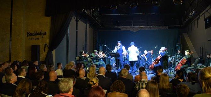 LTB Orkestrası Bandabuliya sahnesinde konser verdi