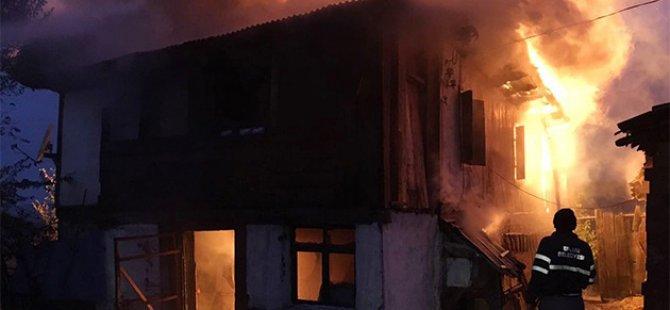 Ev yangını