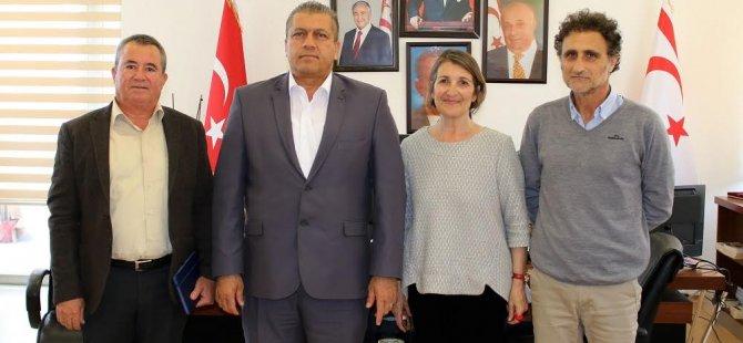 Avustralya Milletvekili Maira Vamvakinou Arter'i ziyaret etti