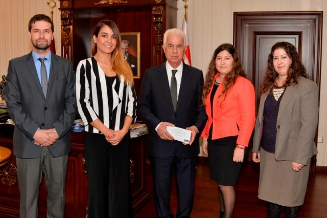 Eroğlu'ndan sosyal sorumluluk projelerine destek