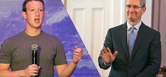 Mark Zuckerberg Apple'a savaş açtı