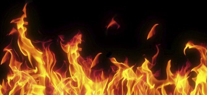 İzinsiz Ateş Yakmak