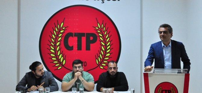 CTP Gençlik Örgütü Girne İlçesi Kongresi Gerçekleştirildi: Başkan Pembe Ardıç