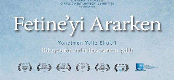 Fetine'yi ararken belgeseli bugün Gazimağusa'da gösterilecek