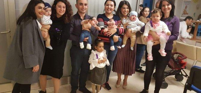 Yakın Doğu Üniversitesi Hastanesi'nde Küçük Kalplerde Büyük Mucizeler Gerçekleşiyor