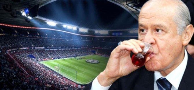 Roma'nın Bahçeli'yi maça davet etmesinin nedeni belli oldu
