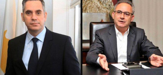 Disi ve Diko Kıbrıs sorununu ele aldı