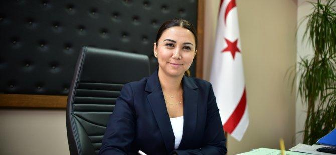 """İçişleri Bakanlığı """"Cinsiyet Odak Noktası"""" personelini Hıfsiye Öztoprak olarak belirledi"""
