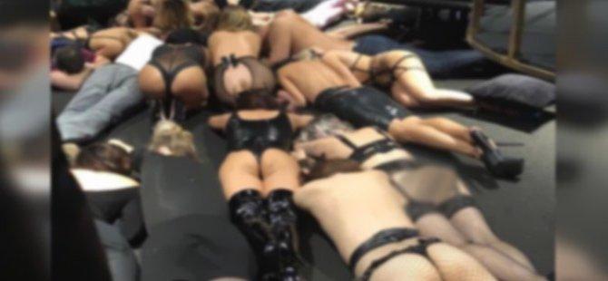 Peki kim yaptı: BDSM partisini basanlar polis değilmiş!
