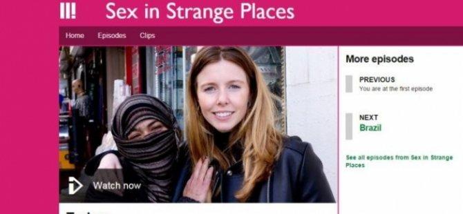 """BBC'nin Türkiye'yi konu aldığı """"Garip Yerlerde Seks"""" belgeseli  gündem oldu"""