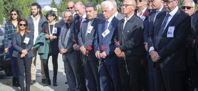 """Akıncı: """"Özgür Kıbrıs'ın tüm insanlarını bütününü sevdi, içinde insan ve yurt sevgisi vardı"""""""