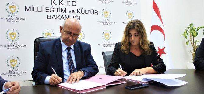 Eğitim Bakanlığı ile Kikev, işaret dili eğitimi konusunda iş birliği protokolü imzaladı