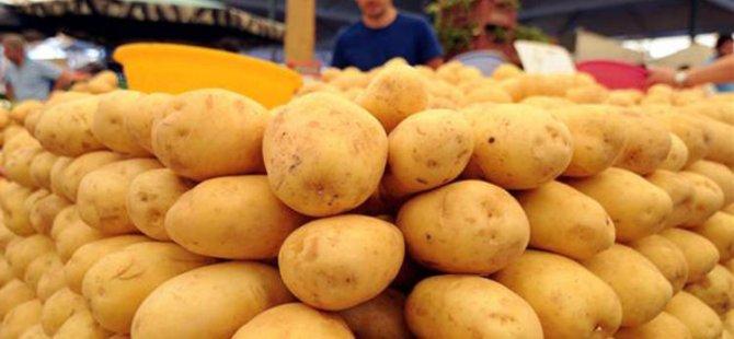 Tarım Bakanlığı, patates ithalatının başladığını duyurdu