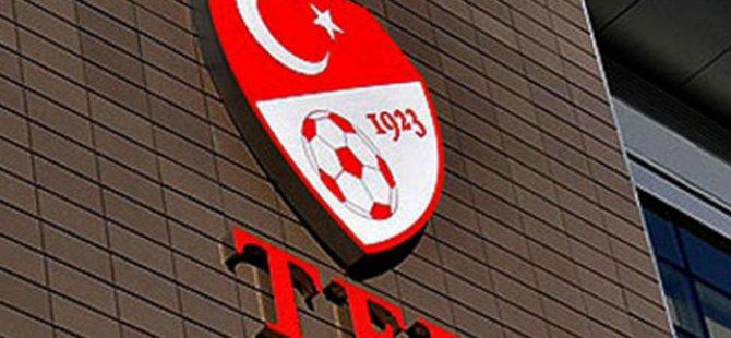 Türkiye Futbol Federasyonunda şok istifa