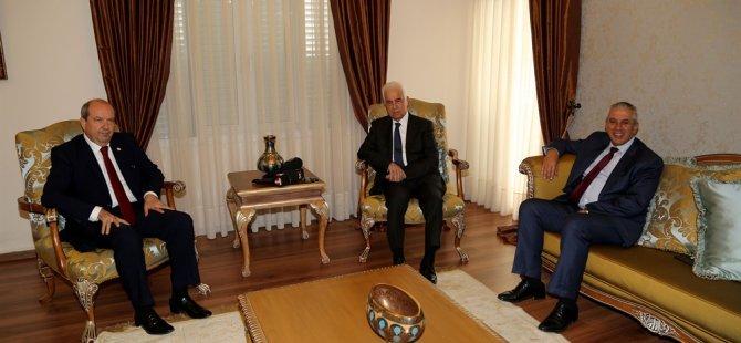"""Tatar: """"Eroğlu'nun tecrübelerinden faydalanmak ve söylediklerini dikkate almak bizim faydamızadır"""""""