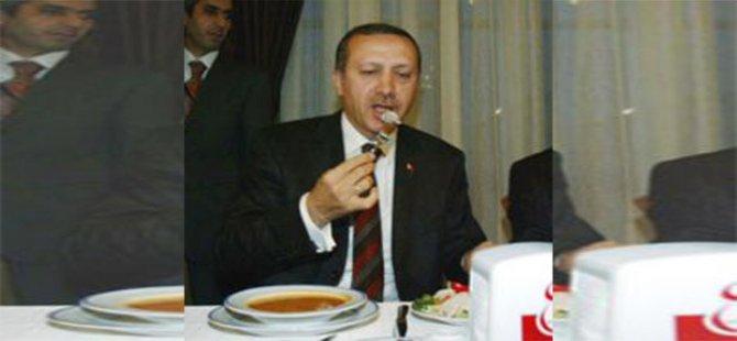 Erdoğan'dan 'En son ne zaman iki yumurta kırıp ekmek bandınız?' sorusuna cevap: Ben 3 yumurta kırıyorum bazen kavurma bazen pastırma