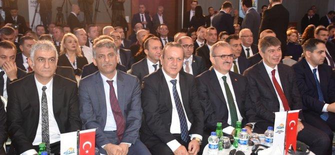"""Ataoğlu: """"Kuzey Kıbrıs, fiyat, kalite ve güvenlik faktörleri bakımından akdeniz bölgesinde çok uygun bir destinasyona sahip"""""""