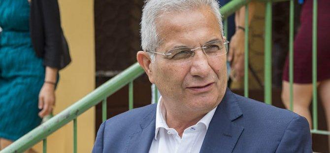 Kiprianu Jubran Taweel ile görüştü
